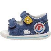 Schuhe Kinder Sandalen / Sandaletten Falcotto 1500824 01 Blau