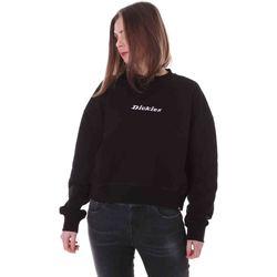 Kleidung Damen Sweatshirts Dickies DK0A4XD1BLK1 Schwarz