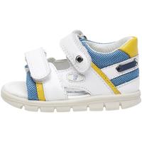 Schuhe Kinder Sandalen / Sandaletten Falcotto 1500822 01 Weiß
