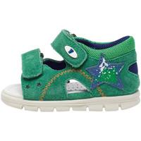 Schuhe Kinder Sandalen / Sandaletten Falcotto 1500837 02 Grün