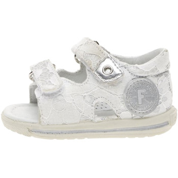 Schuhe Kinder Sandalen / Sandaletten Falcotto 1500696 04 Weiß