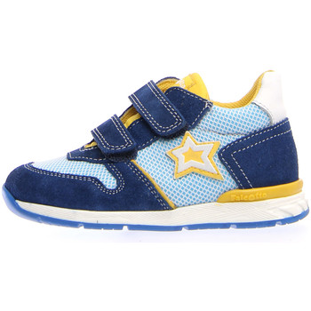 Schuhe Kinder Sneaker Falcotto 2012389 01 Blau