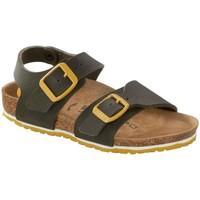 Schuhe Kinder Sandalen / Sandaletten Birkenstock 1015754 Grün