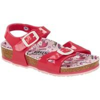Schuhe Kinder Sandalen / Sandaletten Birkenstock 1018862 Rosa