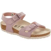 Schuhe Kinder Sandalen / Sandaletten Birkenstock 1019114 Rosa
