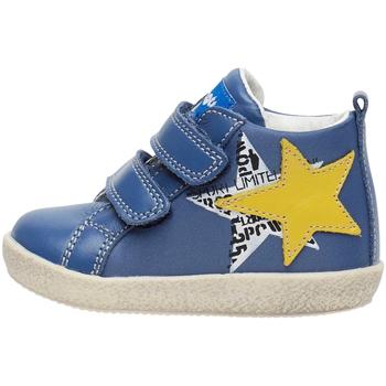 Schuhe Kinder Sneaker Falcotto 2014690 01 Blau