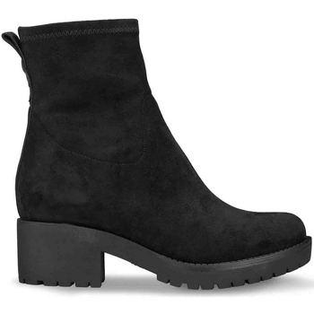 Schuhe Damen Boots Docksteps DSE105822 Schwarz