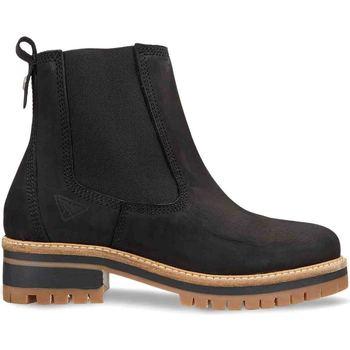 Schuhe Damen Boots Docksteps DSW103502 Schwarz