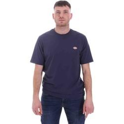 Kleidung Herren T-Shirts Dickies DK0A4XDBNV01 Blau