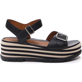 Schuhe Damen Sandalen / Sandaletten Stonefly 213920 Schwarz
