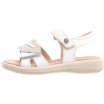 Schuhe Kinder Sandalen / Sandaletten Naturino 502731 03 Weiß