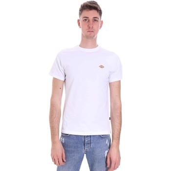 Kleidung Herren T-Shirts Dickies DK0A4XDAWHX1 Weiß
