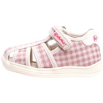 Schuhe Kinder Sandalen / Sandaletten Naturino 4000664 03 Rosa