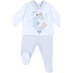 Kleidung Kinder Anzüge und Krawatte Chicco 09076647000000 Blau