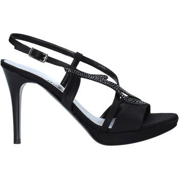 Schuhe Damen Sandalen / Sandaletten Melluso HJ420 Schwarz