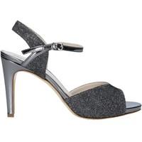Schuhe Damen Sandalen / Sandaletten Melluso HS853 Grau