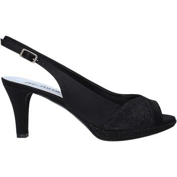 Schuhe Damen Sandalen / Sandaletten Melluso HJ405S Schwarz