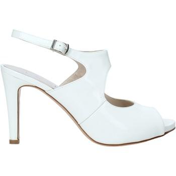 Schuhe Damen Sandalen / Sandaletten Melluso HS824 Weiß