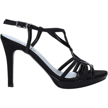 Schuhe Damen Sandalen / Sandaletten Melluso HJ428 Schwarz