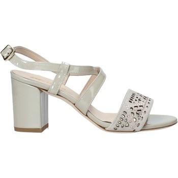 Schuhe Damen Sandalen / Sandaletten Melluso HS505 Beige