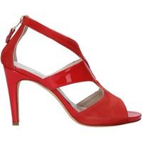 Schuhe Damen Sandalen / Sandaletten Melluso HS852 Rot