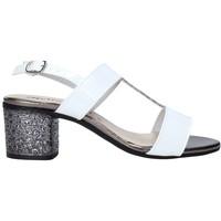 Schuhe Damen Sandalen / Sandaletten Melluso H037095 Weiß