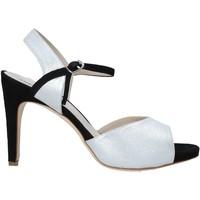 Schuhe Damen Sandalen / Sandaletten Melluso HS853 Schwarz