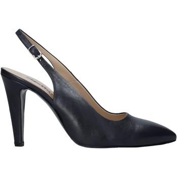Schuhe Damen Pumps Melluso HD077 Blau
