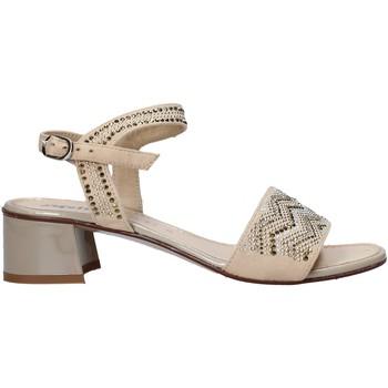 Schuhe Damen Sandalen / Sandaletten Melluso 03132X Beige