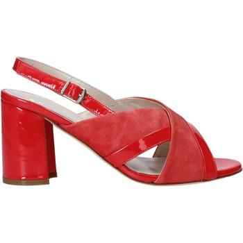 Schuhe Damen Sandalen / Sandaletten Melluso HS530 Rot