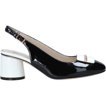 Schuhe Damen Sandalen / Sandaletten Melluso HM110 Schwarz