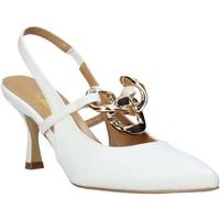 Schuhe Damen Sandalen / Sandaletten Grace Shoes 057R059 Weiß