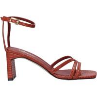 Schuhe Damen Sandalen / Sandaletten Grace Shoes 395002 Braun