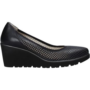 Schuhe Damen Ballerinas Melluso R2510X Schwarz