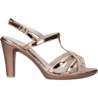 Schuhe Damen Sandalen / Sandaletten Melluso HR50134 Rosa