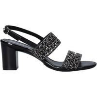 Schuhe Damen Sandalen / Sandaletten Melluso 03131X Schwarz