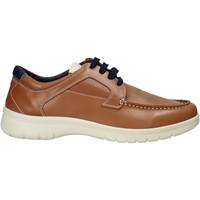 Schuhe Herren Sneaker Melluso XU17128 Braun