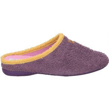 Schuhe Damen Hausschuhe Cosdam Z. DE CASA  511 SEÑORA BERENJENA Violet