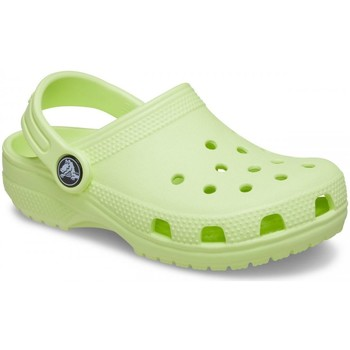 Schuhe Kinder Pantoletten / Clogs Crocs CR.204536-LIZE Lime zest