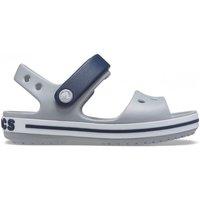Schuhe Kinder Sandalen / Sandaletten Crocs CR.12856-LGNA Light grey/navy