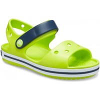 Schuhe Kinder Sandalen / Sandaletten Crocs CR.12856-LIPU Lime punch