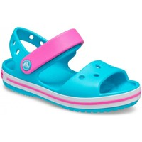 Schuhe Kinder Sandalen / Sandaletten Crocs CR.12856-DIAQ Digital aqua