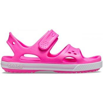 Schuhe Kinder Sandalen / Sandaletten Crocs CR.14854-ELPK Electric pink