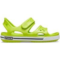 Schuhe Kinder Sandalen / Sandaletten Crocs CR.14854-LPBL Lime punch/black