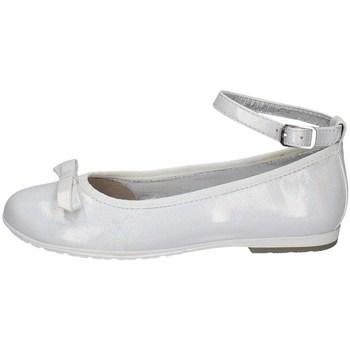 Schuhe Mädchen Ballerinas Asso AG-10490 WEISS