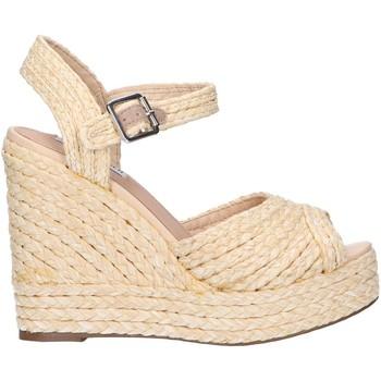 Schuhe Damen Sandalen / Sandaletten Steve Madden STANTON Beige