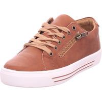 Schuhe Damen Sneaker Low Idana - 236833000459 cognac