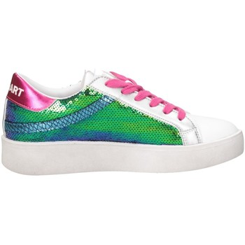 Schuhe Damen Sneaker Low Shop Art SA050133 Sneaker Frau MEHRFARBIG MEHRFARBIG