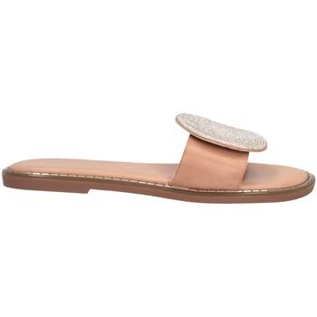 Schuhe Damen Pantoffel Exé Shoes Exe' ALLISON-353 Pantoffeln Frau NACKT NACKT