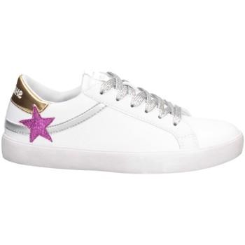 Schuhe Mädchen Sneaker Low Shop Art SA050315 WEISSES GOLD